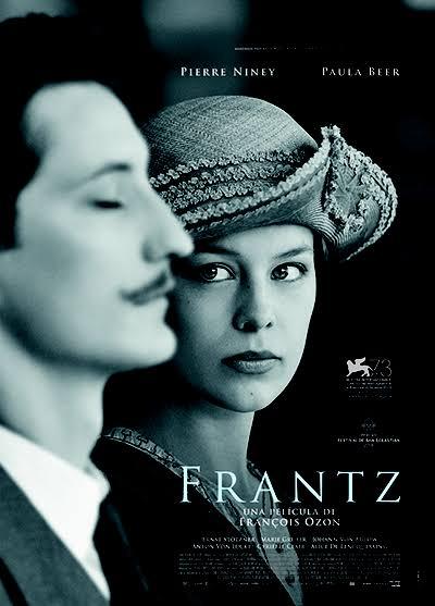 cartel del film Frantz