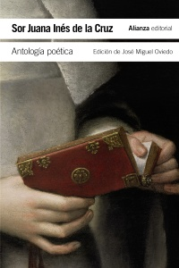 Cubierta de Sor Juana Inés de la Cruz. Antología poética