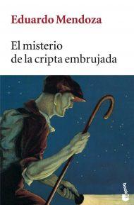 Cubierta de El misterio de la cripta embrujada, Eduardo Mendoza