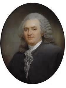 retrato de Condorcet