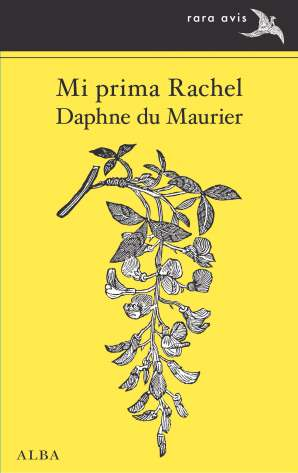 Cubierta Mi prima Rachel, Daphne du Maurier