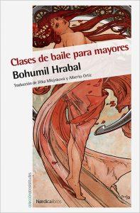 Cubierta de Clases de baile para mayores, Bohumil Hrabal