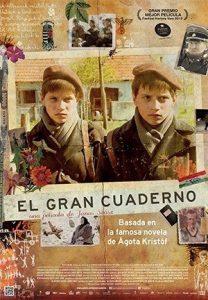Cartel de la película El Gran Cuaderno