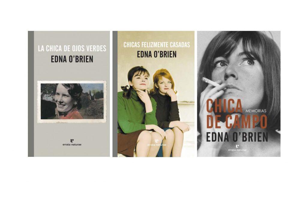 Edna O Brien Las Chicas De Campo No Solo Técnica