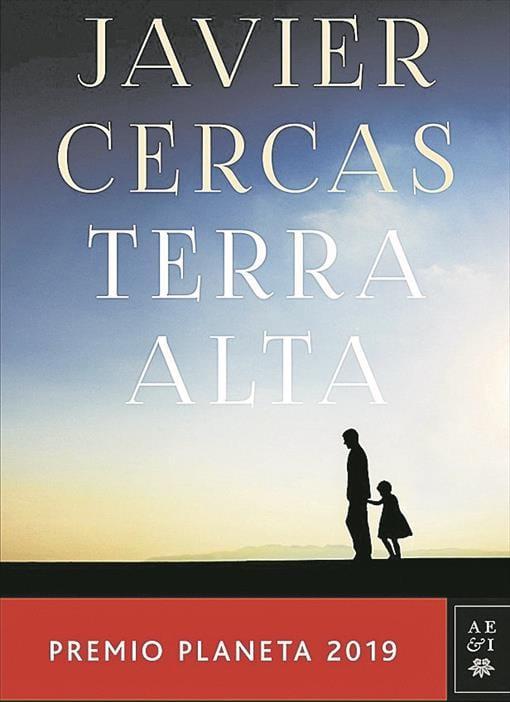 Cubierta de Terra Alta, Javier Cercas