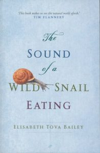 Portada de The sound of a wild snail eating