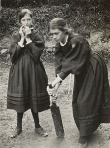 Virginia Woolf y Vanessa Bell