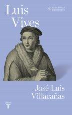 Carátula del libro: Luis Vives