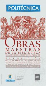 Cartel Obras maestras de la biblioteca