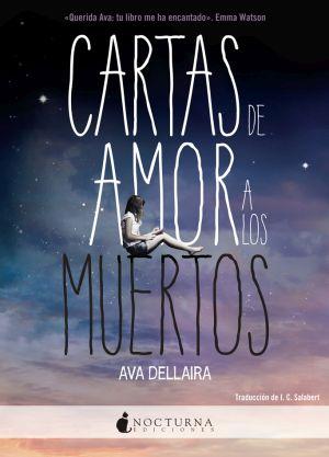 Cubierta de Cartas de amor a los muertos, Ava Dellaira