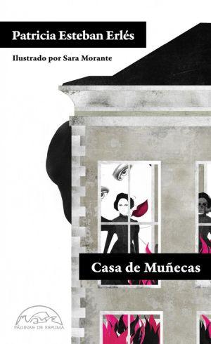 Cubierta de Casa de muñecas, Patricia Esteban Erlés