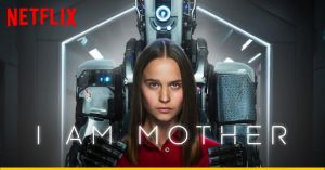 Carátula- I Am Mother - Serie