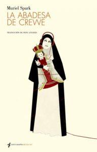 Cubierta de La abadesa de Crewe, Muriel Spark