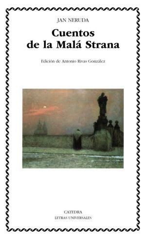 Cubierta de Cuentos de la Malá Strana, Jan Neruda