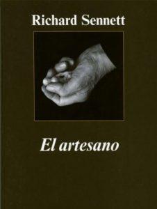 Cubierta de El artesano, Richard Sennett
