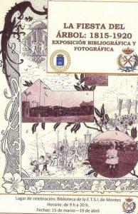 Cartel de la Exposición Fiesta del árbol
