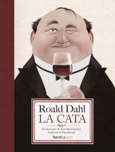 Cubierta de La cata, de Roald Dahl