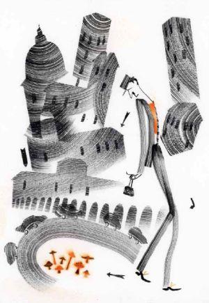 Ilustración de Alejandro Sanna