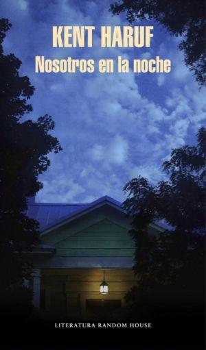 Cubierta de Nosotros en la noche, Kent Haruf
