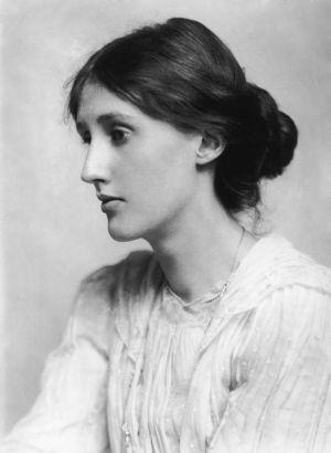 Virginia Woolf, 1902. (Photo by George C. Beresford