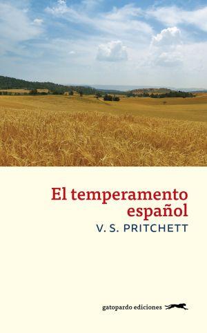 Cubierta de El temperamento español, V.S. Pritchett