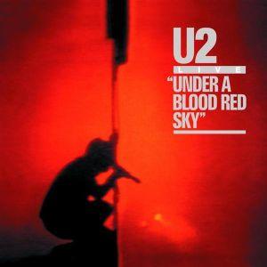 Cubierta de U2