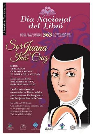 Cartel del Día Nacional del Libro en México