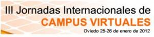 Logo Jornadas Internacionales de Campus Virtuales