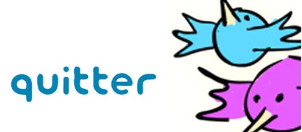 Quitter … ¿el nuevo Twitter?