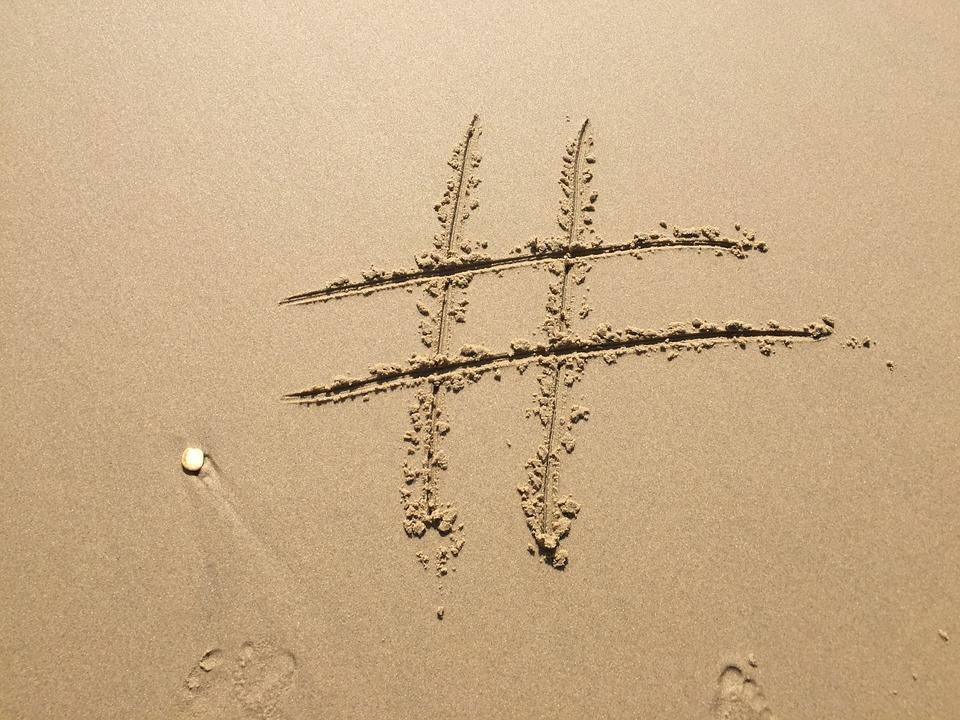 Hashtags y como aplicarlos en la enseñanza