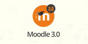 Moodle 3.0
