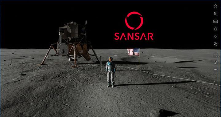 Sansar, la nueva plataforma de mundos virtuales.
