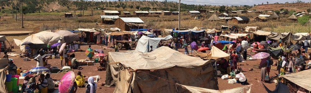 Campamentos de Personas Refugiadas en Shimelba