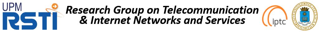 Redes y Servicios de Telecomunicación e Internet
