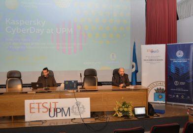 Kaspersky Cyberday at UPM
