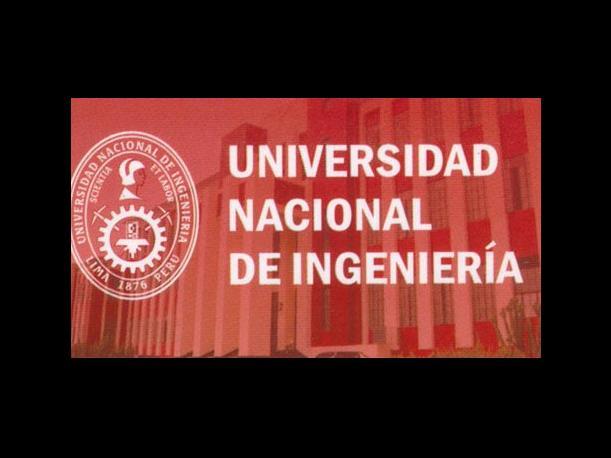 Universidad Nacional de Ingeniería (Perú-Lima)