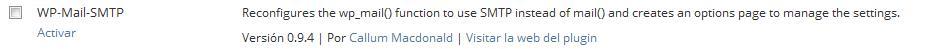 imagen plugin wp mail smtp desactivado