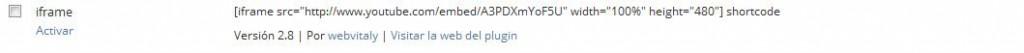 imagen plugin iframe desactivado
