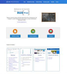 imagen del portal UPM[Blogs]