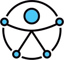 Logotipo de accesibilidad universal