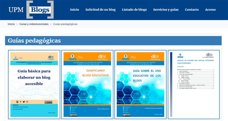 Imagen de las guías pedagógicasImagen de las guías pedagógicas